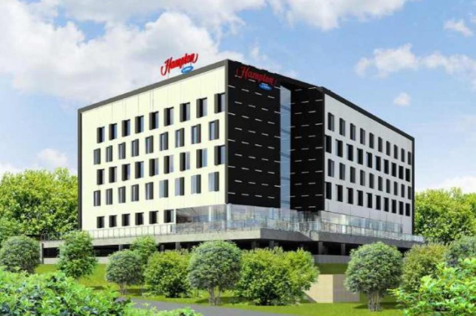 Hampton by Hilton w kolejnych polskich miastach