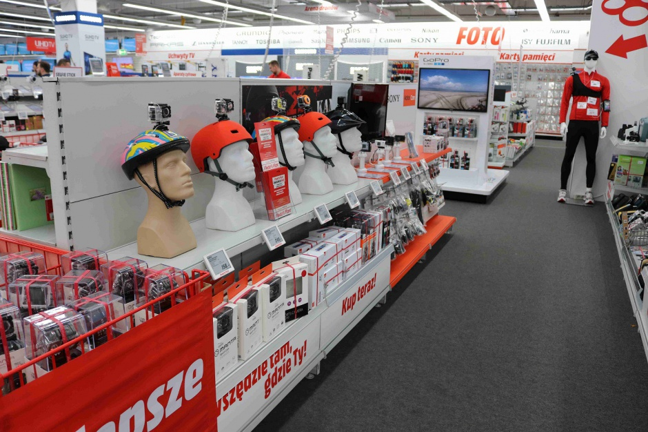 Szykuje się duży market elektroniczny w Żorach
