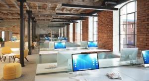 Sepia Office czyli jak tkalnie i przędzalnie zamieniają się w ultra nowoczesną przestrzeń