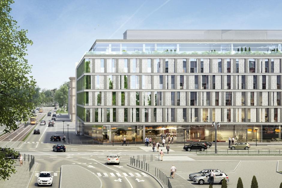 CBRE skomercjalizuje największy projekt biurowy w Łodzi