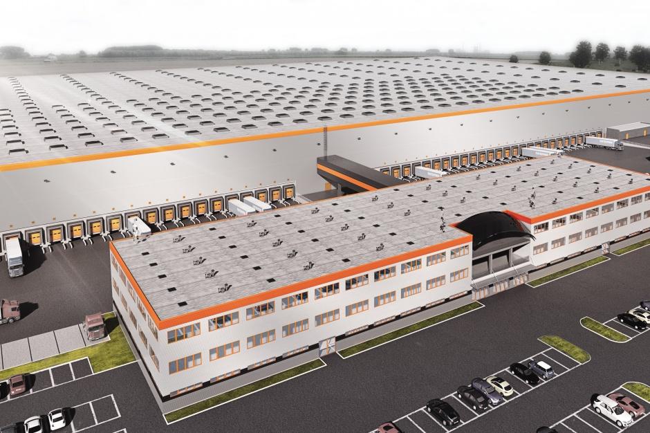 Nowe centrum dla Zalando na ostatniej prostej