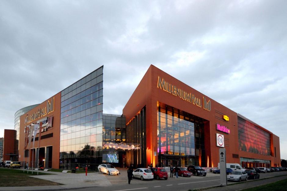 Nowe brandy i relokacje. Millenium Hall lubi zmiany