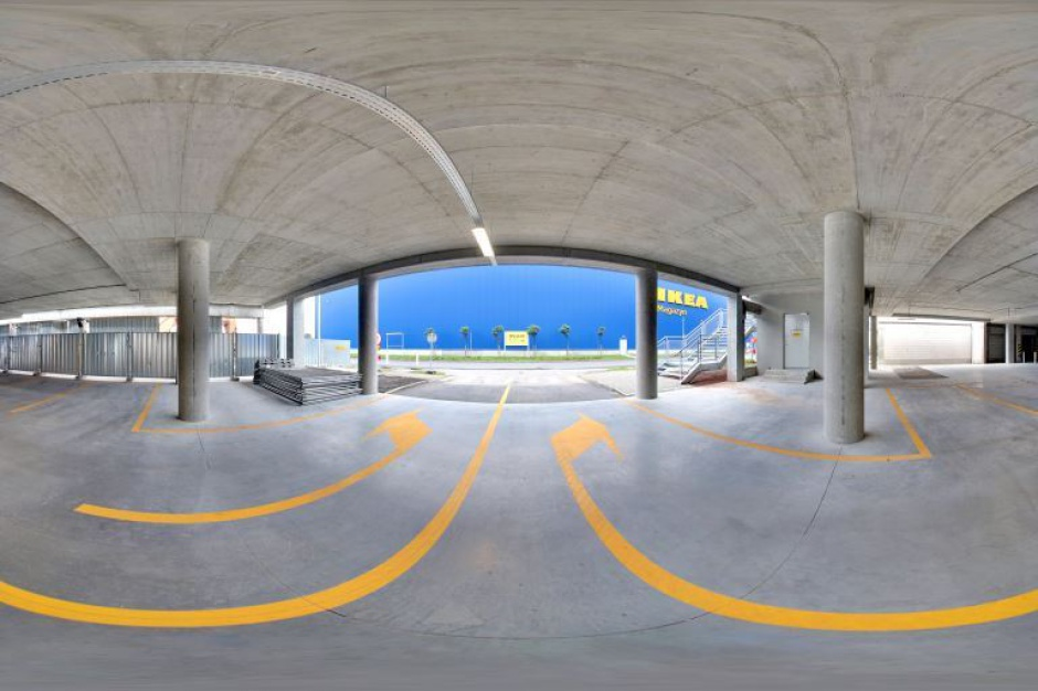 IKEA Katowice dostępna wirtualnie