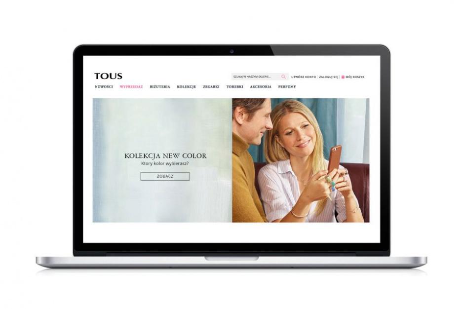 Hiszpański producent biżuterii wzmacnia sprzedaż online w Polsce