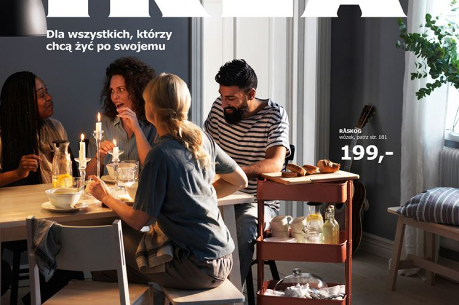 IKEA zachęca: pożegnaj oczekiwania, powitaj siebie
