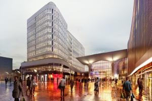 Co dalej z biurowcem Grand Central w Katowicach?