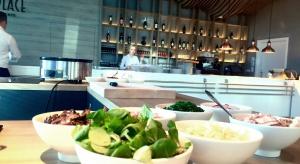 Tak wygląda nowoczesna przestrzeń kulinarna w Warsaw Spire