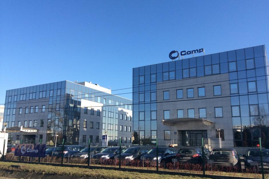 Firma IT powiększa biuro w Jutrzenki Business Park