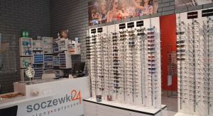 Takiego salonu optycznego w Łodzi jeszcze nie było