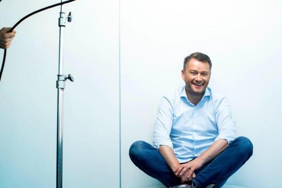 """Jarosław Kuźniar stworzył """"turystycznego Ubera"""""""