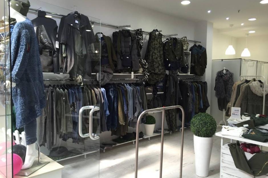 Więcej mody w bydgoskim Auchan