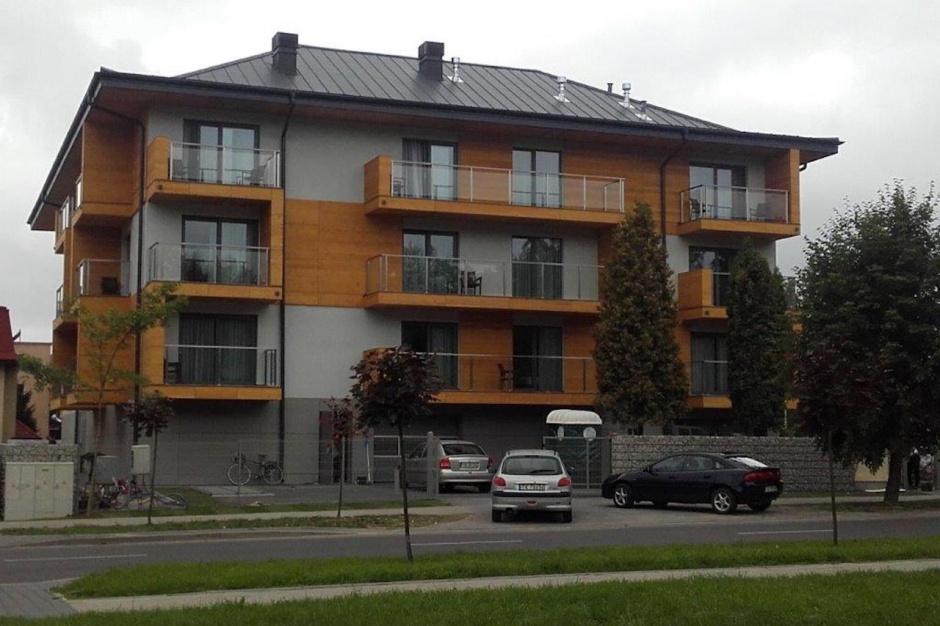 Nowy aparthotel w Busku-Zdroju
