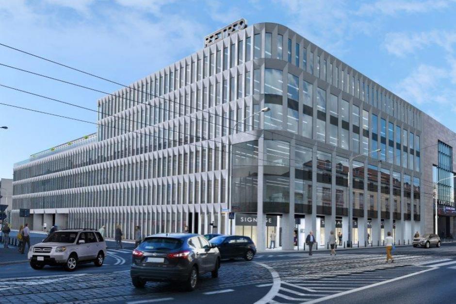 Rusza budowa nowego biurowca LC Corp