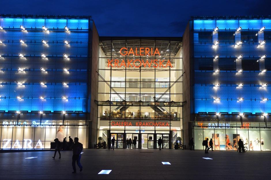 Wielka przemiana Galerii Krakowskiej. Tak wygląda odświeżone centrum