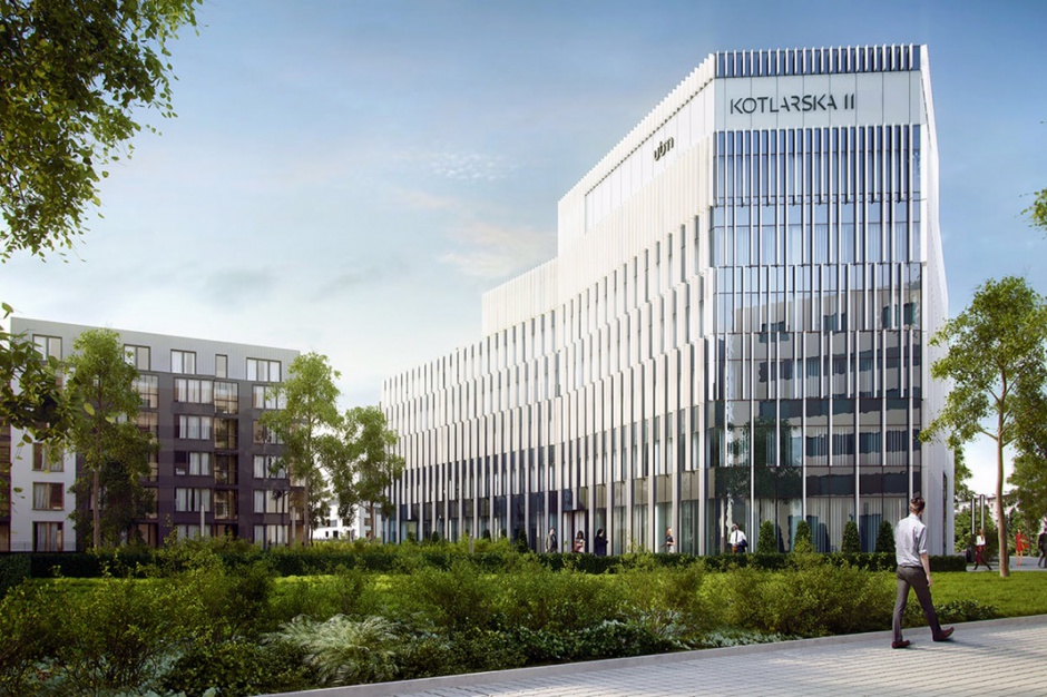 Bukmacher bierze cztery piętra biurowe. W planach duży hub technologiczny