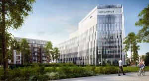 Firma consultingowa pierwszym najemcą krakowskiego biurowca