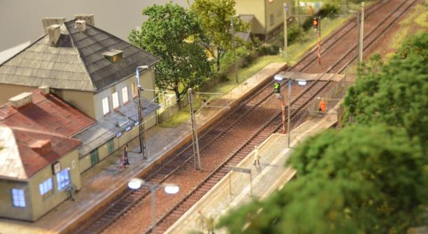Świat kolei w Blue City