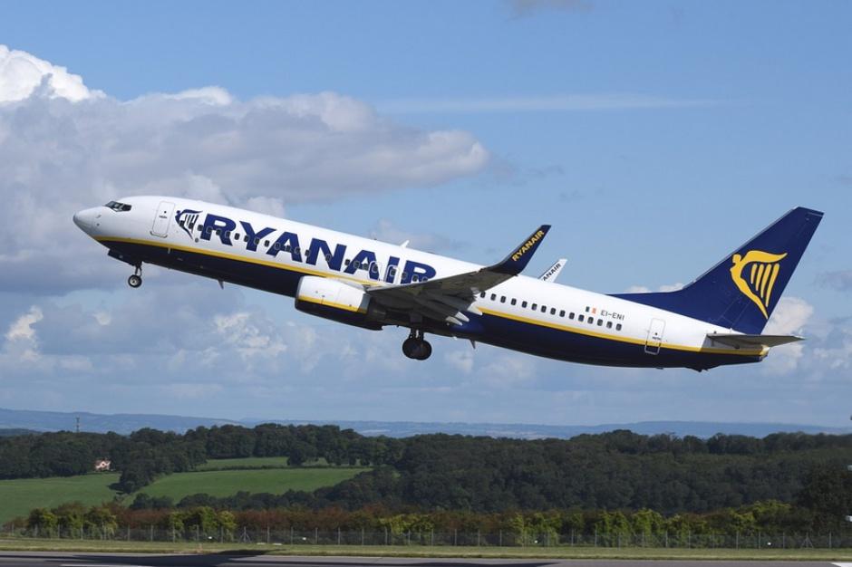 Ryanair poszybował z zyskiem