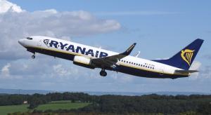 Ryanair podał listę anulowanych lotów