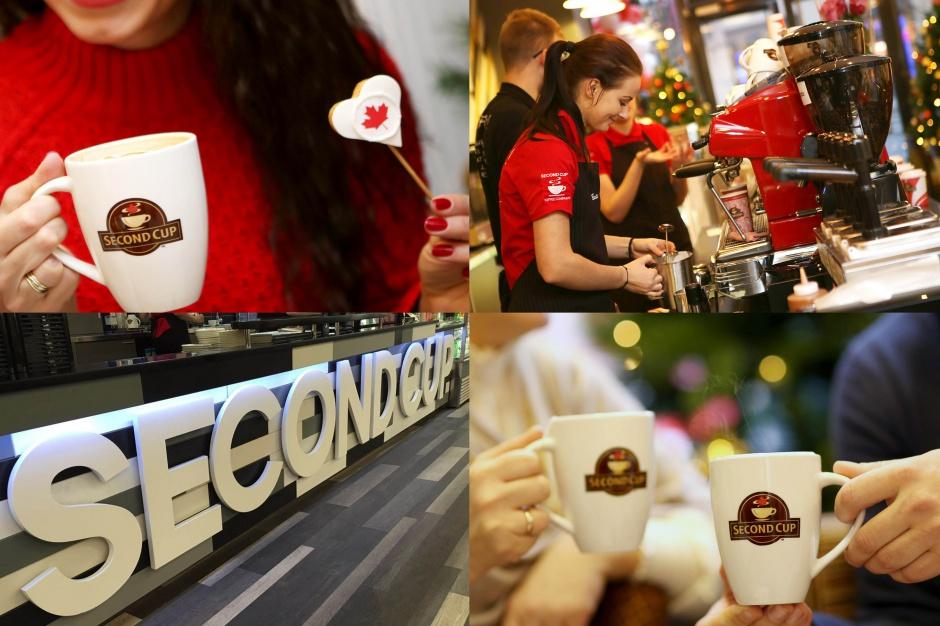 Prosto z Kanady. Nowa sieć kawiarni wchodzi do Polski