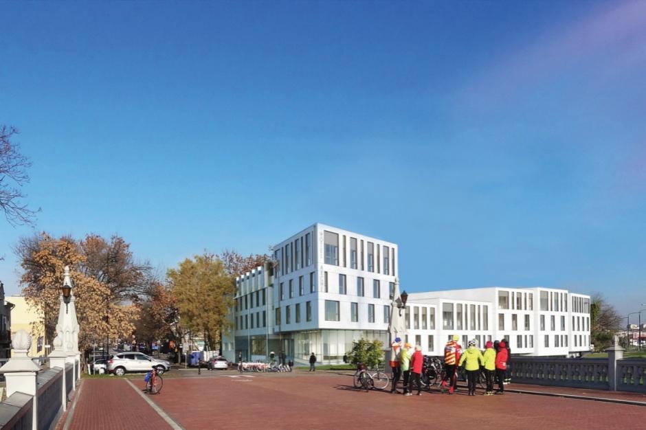 Hotel Arche w Lublinie - znamy szczegóły inwestycji