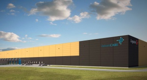 7R Logistic zdobył dużego klienta. Wchodzi na plac budowy magazynu w Kluczach