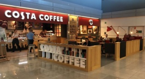 Odlotowa Costa Coffee