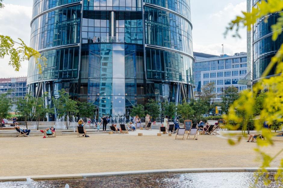 Urbaniści docenili Plac Europejski