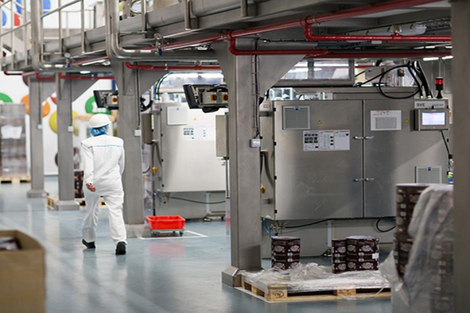 Czekolada w wersji eko. Fabryka Marsa z certyfikatem LEED
