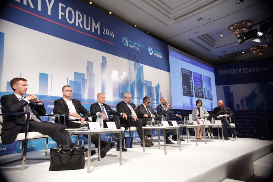 Inwestycyjny boom czy... złudzenie? Relacja z sesji inauguracyjnej Property Forum 2016