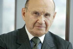 Odszedł David Mitzner, legenda rynku nieruchomości