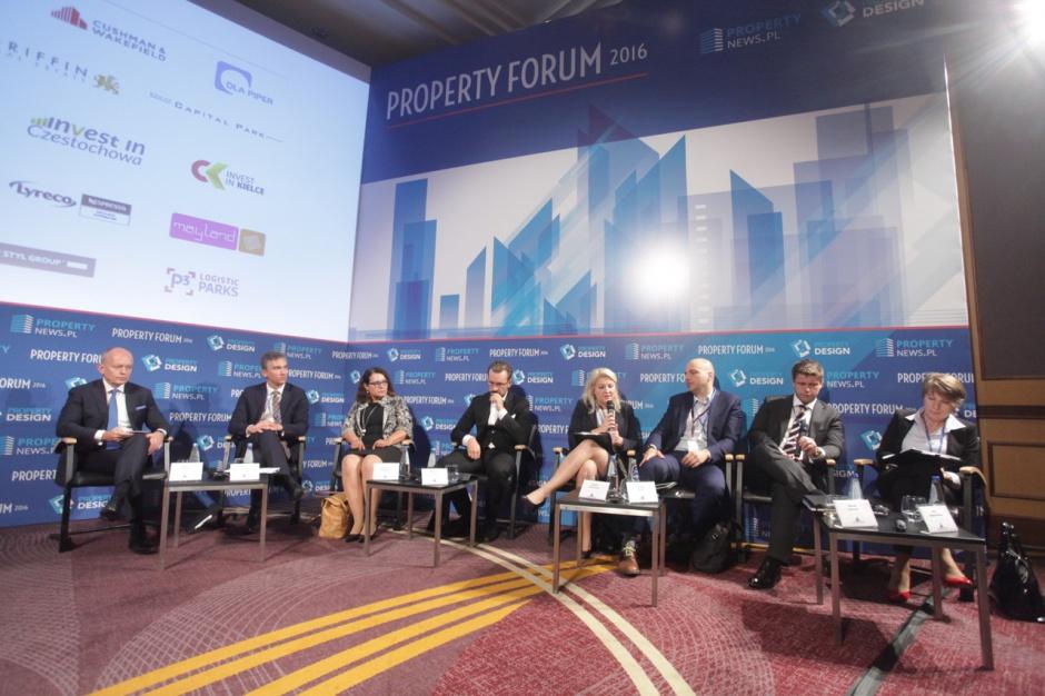 Jaki będzie polski REIT? O tym rozmawiano podczas Property Forum