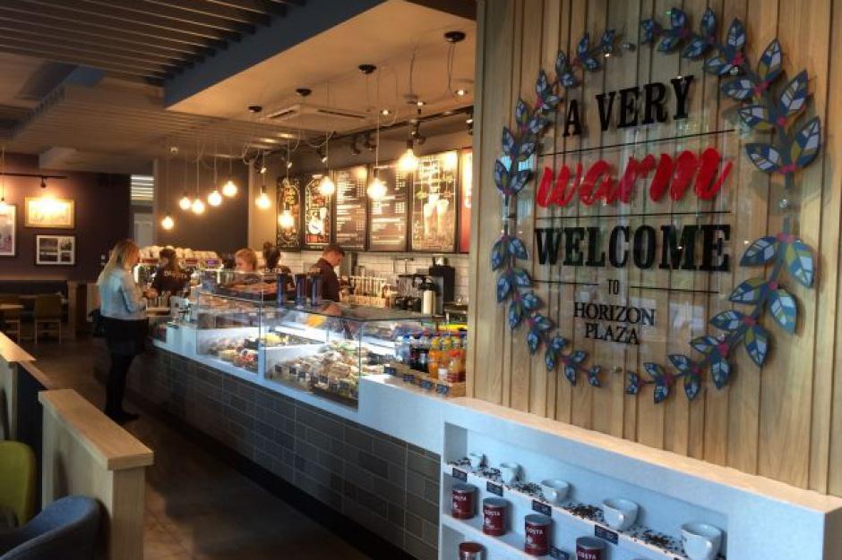 Costa Coffee stawia na Mokotów