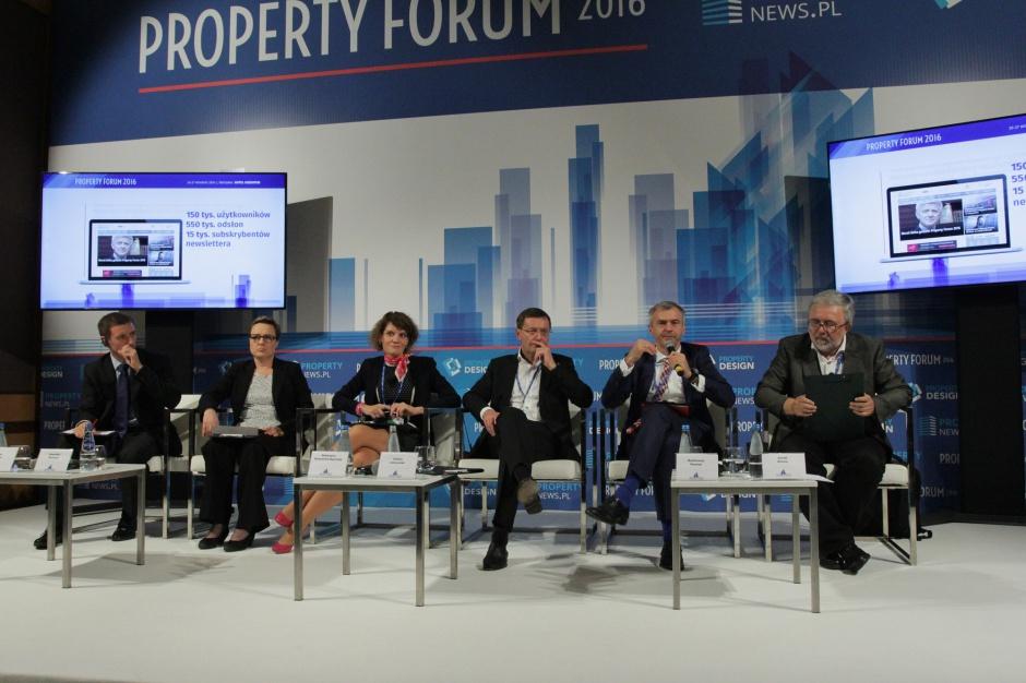 Nie tylko Daimler… Polscy inwestorzy też są potrzebni - przeczytaj relację z sesji Property Forum
