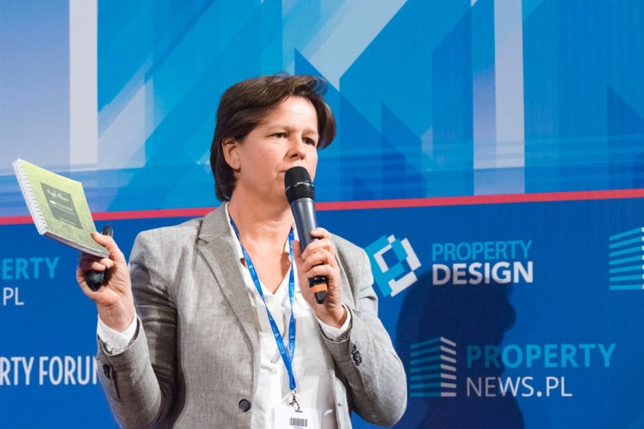 Kinga Nowakowska w zarządzie Capital Park