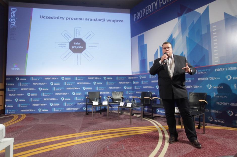 Armstrong, GLL, Nowy Styl i Tétris o tym, jak zaczarować miejsce pracy - zobacz zdjęcia z Property Forum