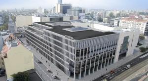 Wrocławski biurowiec LC Corp na starcie