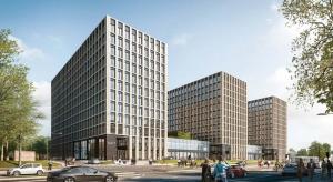 Kraków rośnie w biurową siłę. Rusza budowa wielkiego projektu
