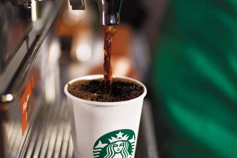 Starbucks dołuje