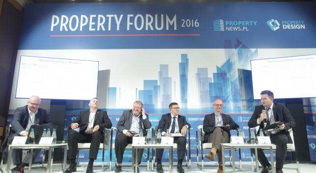 Tanie zarządzanie? Tylko na tym stracisz - relacja z Property Forum 2016