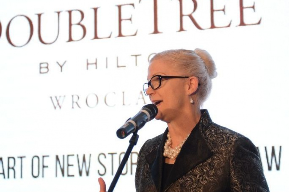 Pierwszy na Dolnym Śląsku DoubleTree by Hilton oficjalnie otwarty