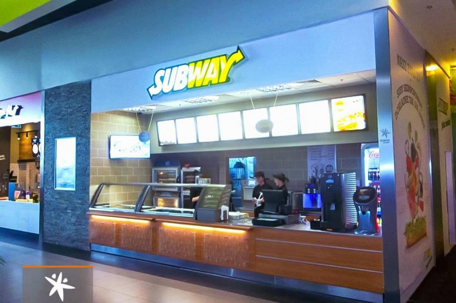 Subway przegonił sieć McDonald's