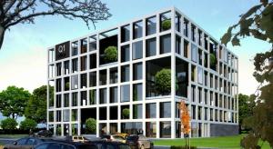 Klinika czy biura z wbudowanym ogrodem? Nowa inwestycja w Piasecznie