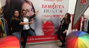 KiK powiększa sieć na Mazowszu