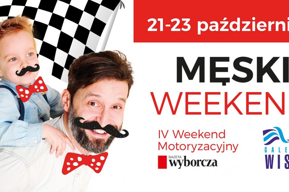 Motoryzacja górą - przez weekend w Galerii Wisła