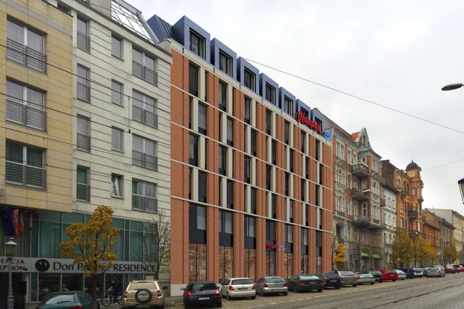 Poznański Hampton by Hilton otworzył podwoje