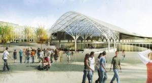 Najnowocześniejszy dworzec w Polsce odlicza dni do startu