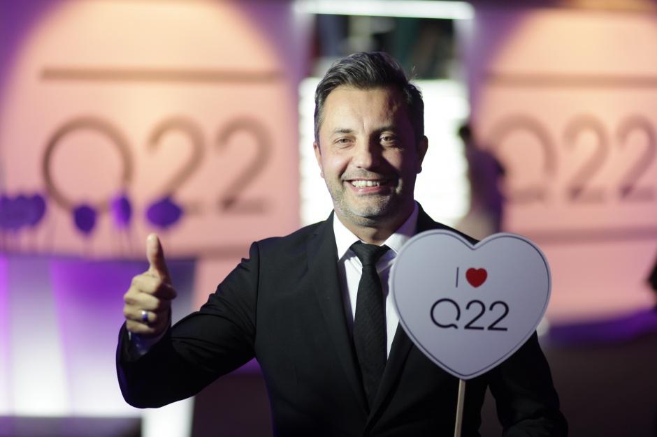 Q22 oficjalnie otwarty! Zobacz film