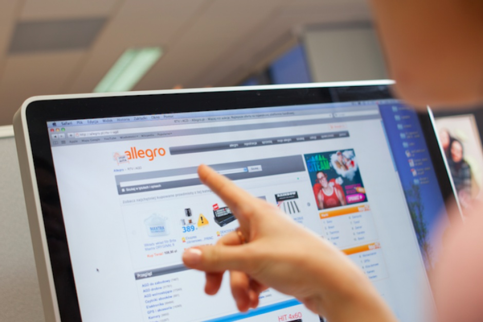 Nowa twarz w Allegro. Prosto z Orange