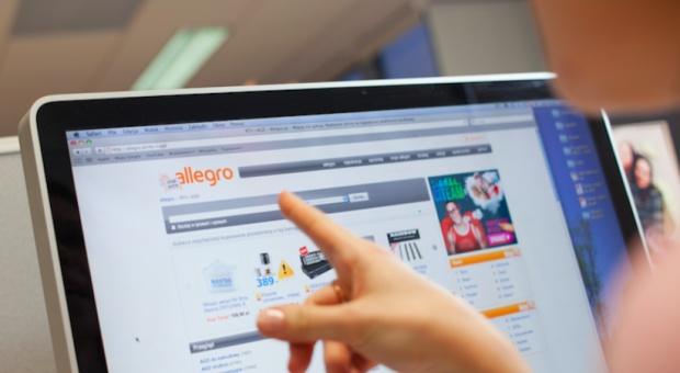 Allegro chce ułatwić zakupy w sieci. Pilotażowa oferta fintech zdała egzamin
